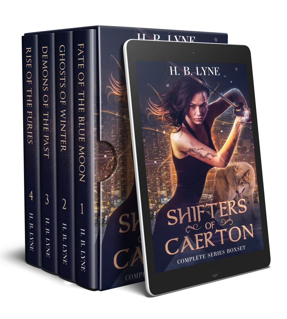 Shifters of Caerton boxset