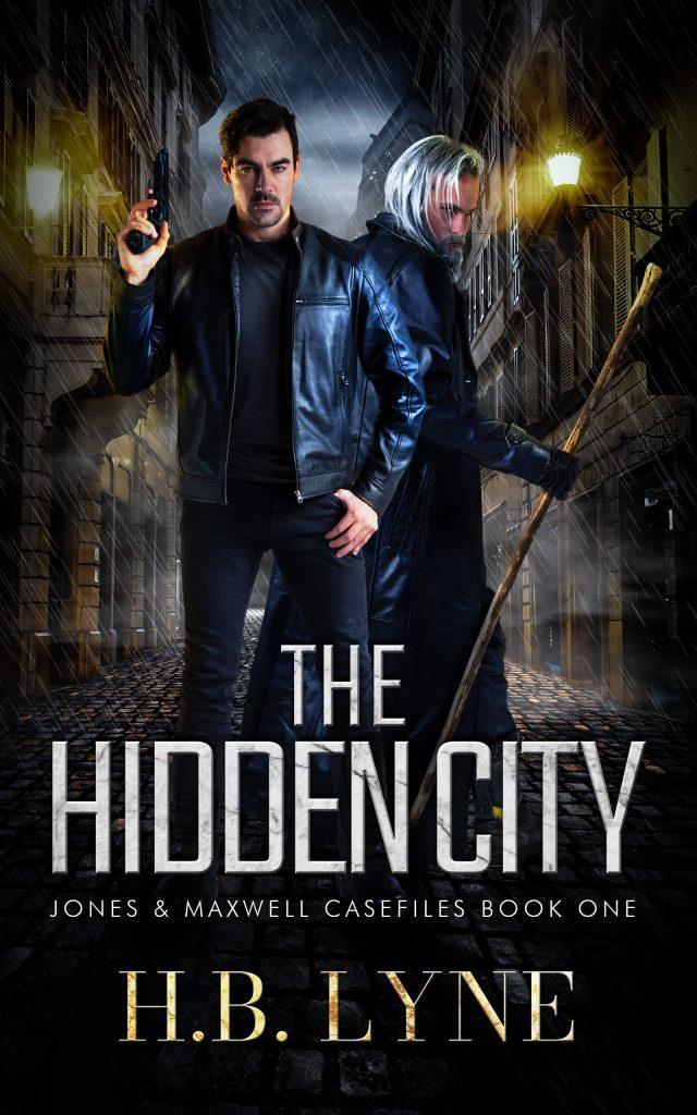 The Hidden City by H.B. Lyne