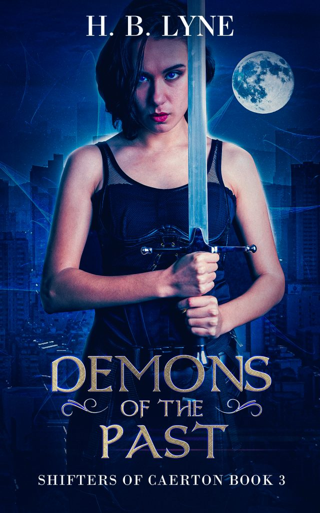 Demons of the Past by H.B. Lyne