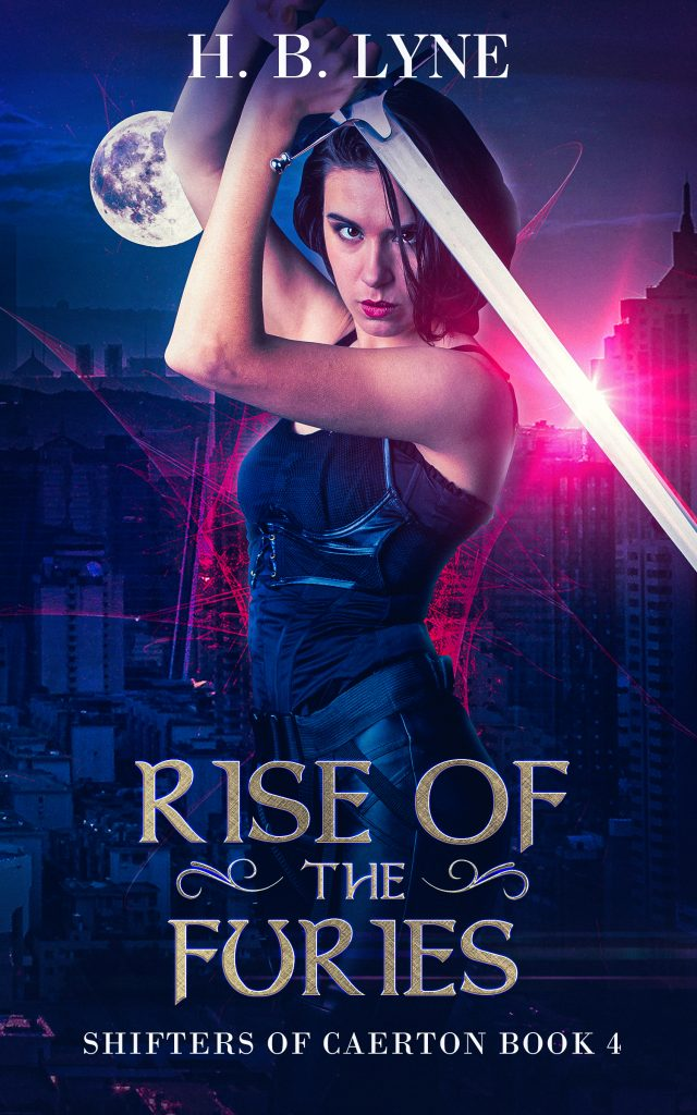 Rise of the Furies by H.B. Lyne